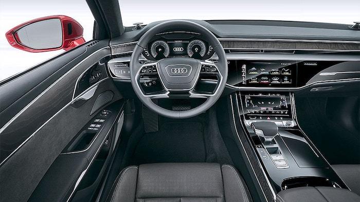 Audi A8 2017 2018 5 min