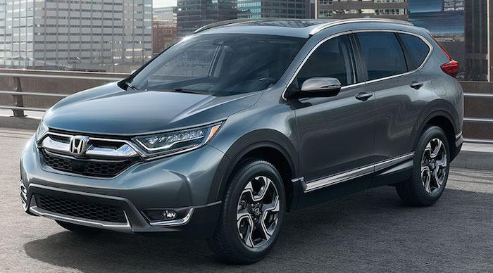 Honda «забраковала» 350 тысяч Civic и CR-V в Китае из-за холода
