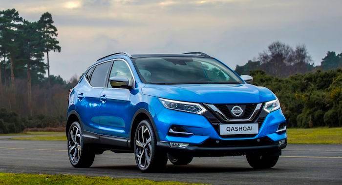 Обновленный Nissan Qashqai появится России уже в этом году