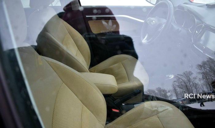 Опубликованы фото роскошной Lada Vesta президента «АвтоВАЗа»