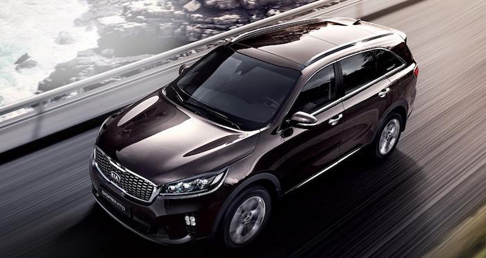 Kia объявила рублевые цены на обновленный Sorento Prime
