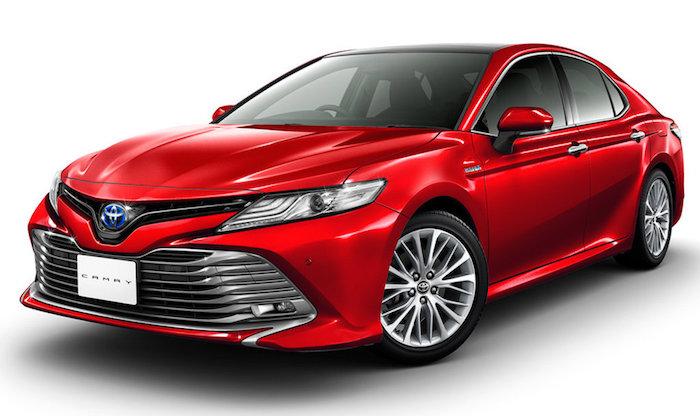 Стали известны новые подробности о Toyota Camry для РФ