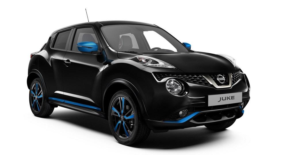 Особенного обновлённого Nissan Juke для России