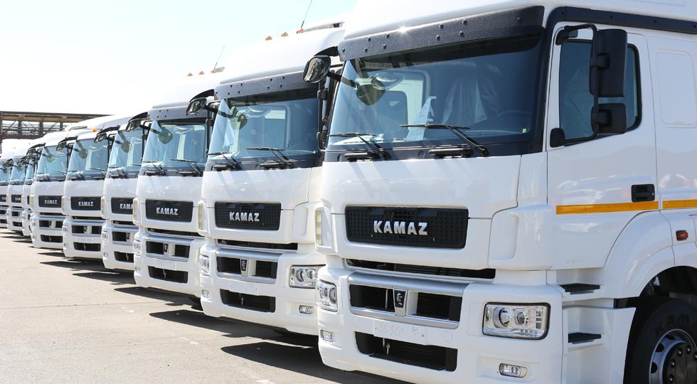 КАМАЗ-65209 запущен всерийное производство