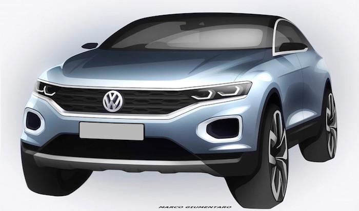 VW будет выпускать в Российской Федерации новый «народный кроссовер»