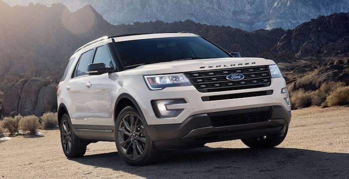Вскором времени на русском рынке начнутся продажи нового Форд Explorer