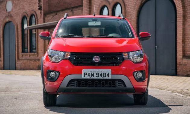 Осенью 2018 года представят предвестника нового пикапа Fiat