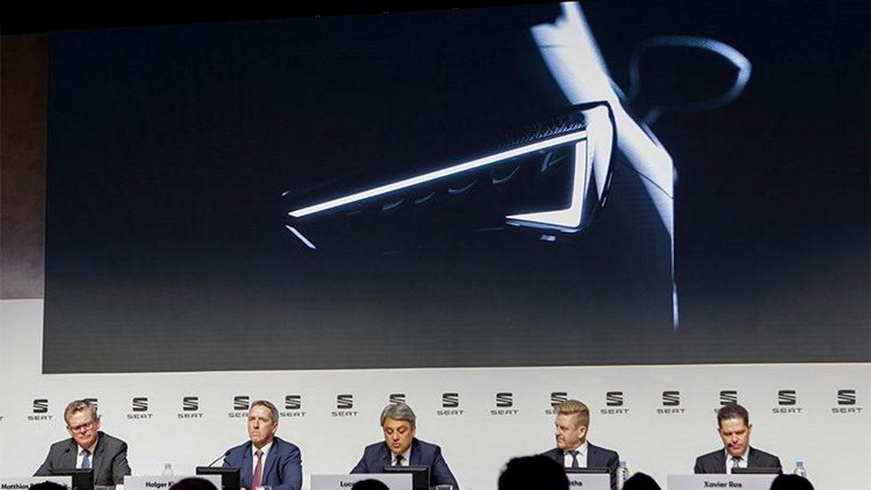 Презентация электромобиля от Сеат запланирована на 2020-ый