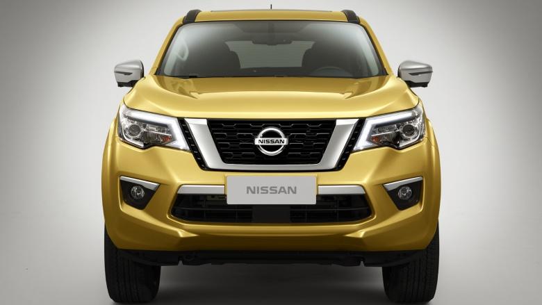 Вкомпании Ниссан проинформировали о старте продаж нового джипа Terra