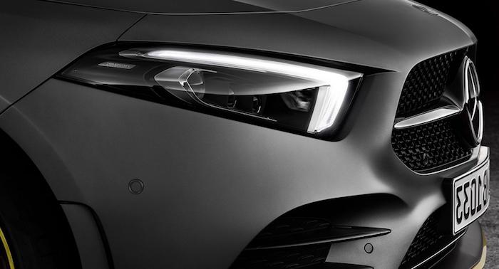 Benz выпустит абсолютно новейшую 7-местную модель на базе A-Class