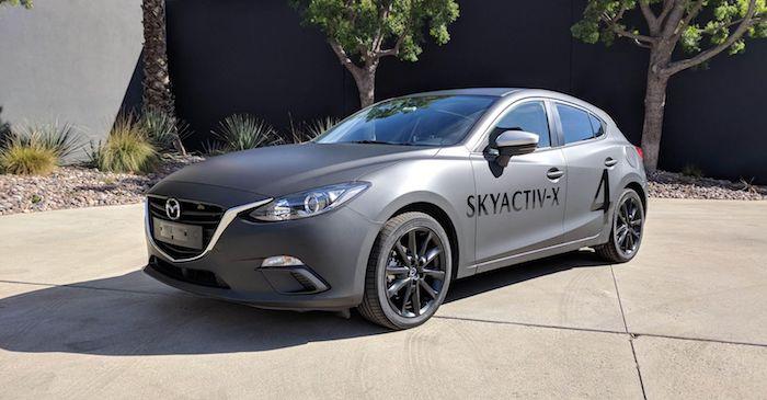 Новый мотор Mazda SkyActiv-X станет экономичнее на 30%