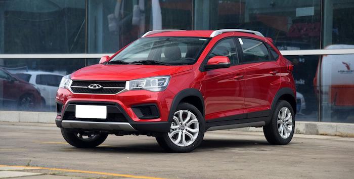 Назван топ-10 самых известных подержанных китайских авто в РФ
