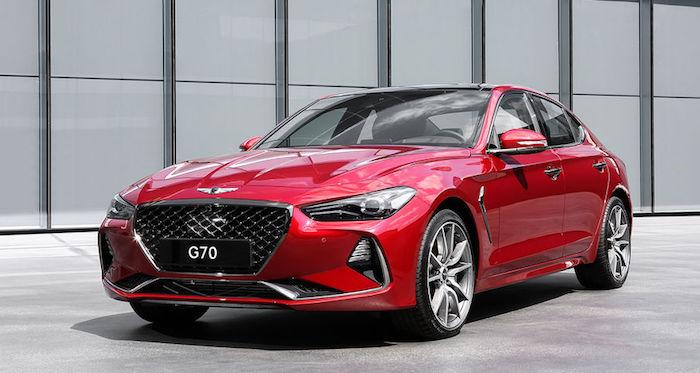 Genesis привезет в РФ конкурента тройки BMW и C-Class
