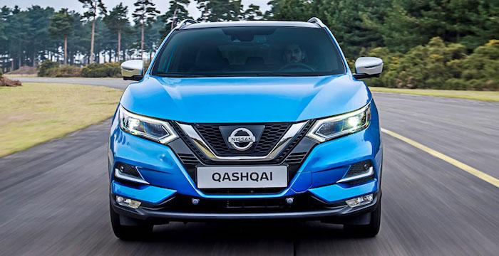 2018 Nissan Qashqai 01