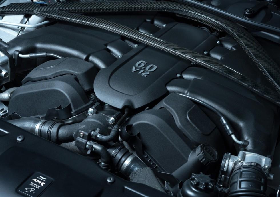 Скоро состоится презентация самого мощного Aston Martin