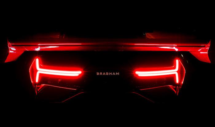 Сначала мая текущего 2018-ого компания Brabham Automotive представит свой 1-ый суперкар