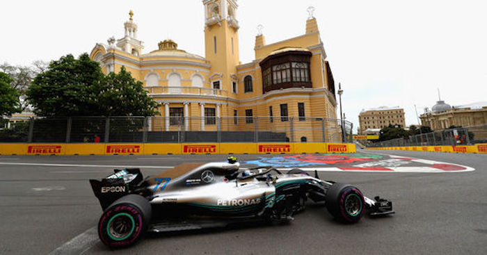Azerbaijan Grand Prix 2018 qualifying results LIVE 952473