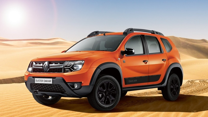 Стартовали продажи Renault Duster Dakar