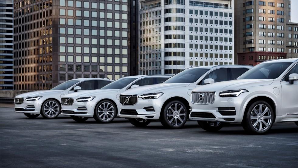 Volvo отказывается от дизельных моторов