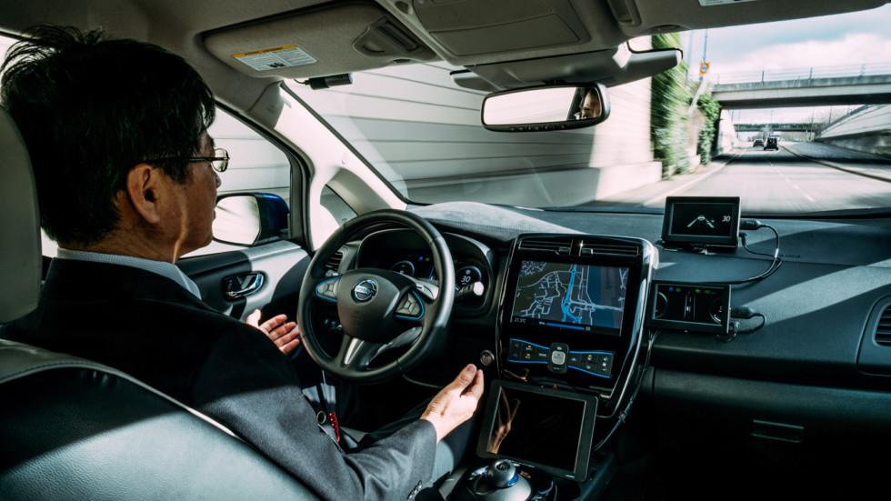 Тестирование беспилотных авто в РФ могут легализовать