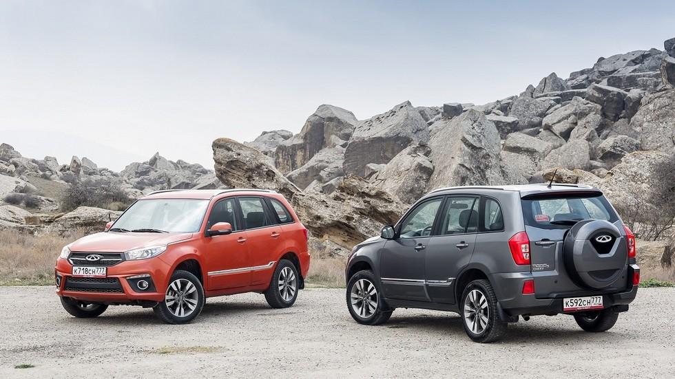 Чери увеличила продажи авто в РФ