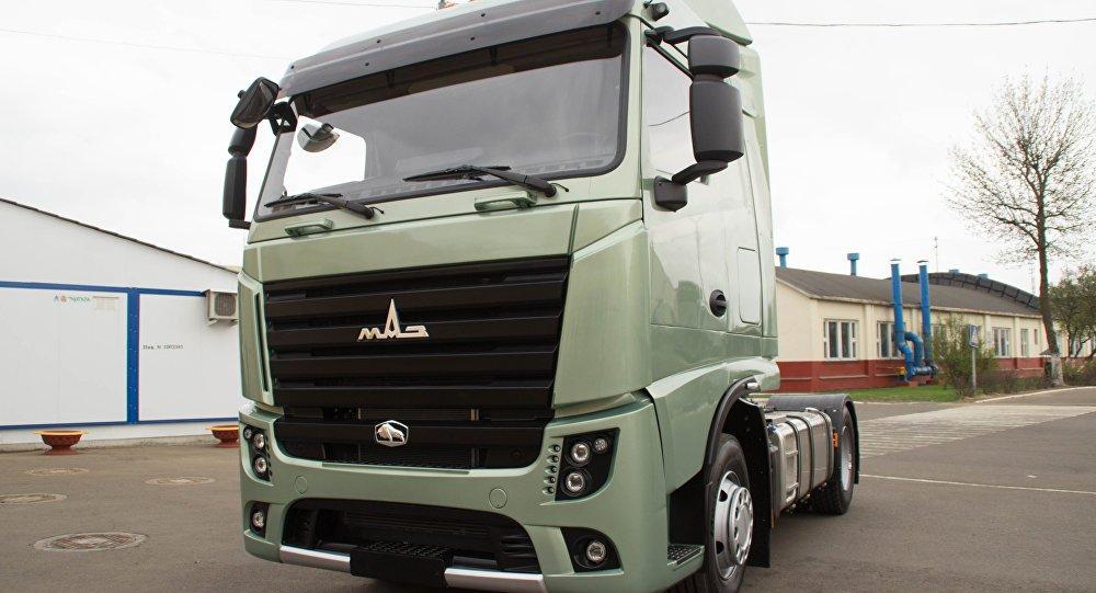 МАЗ начал производство фургонов класса «ЕВРО-6»