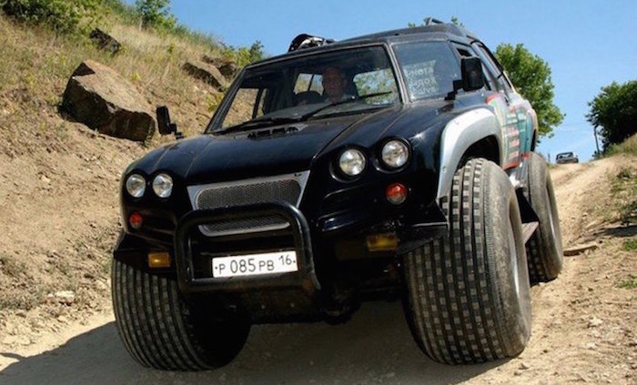 7 of russias most awesome off road vehicles 1