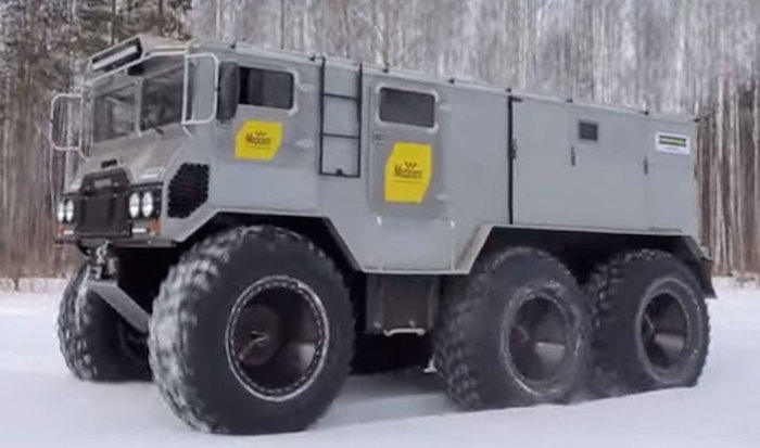 7 of russias most awesome off road vehicles 2