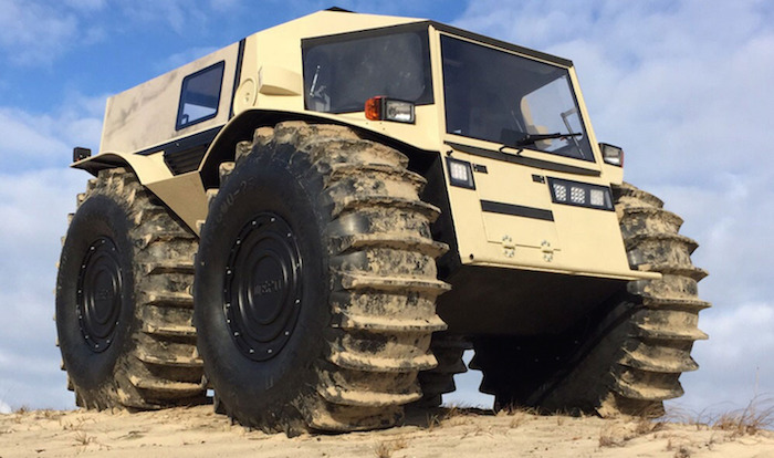 7 of russias most awesome off road vehicles