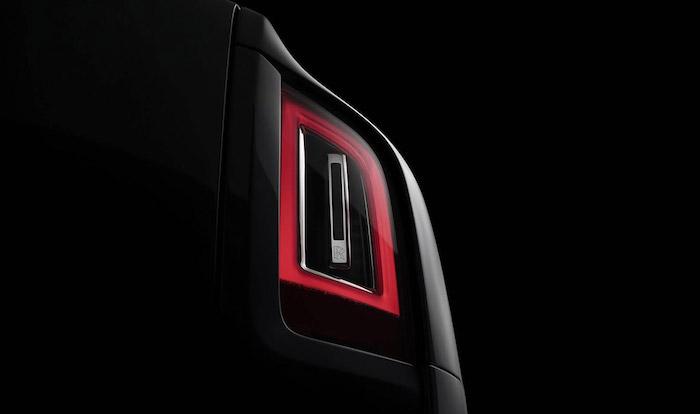 Представлен официальный тизер нового кроссовера Rolls-Royce Cullinan