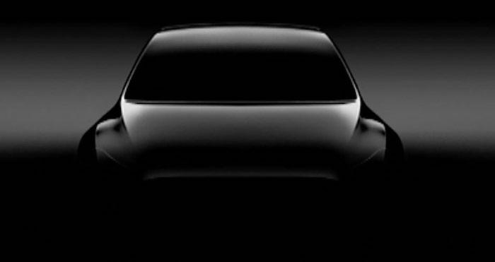 Илон Маск: Кроссовер Tesla Model Yдебютирует 15марта 2019-ого