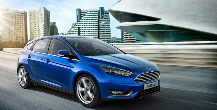 Автомобили Ford подорожали в РФ на18-35 тыс. руб.