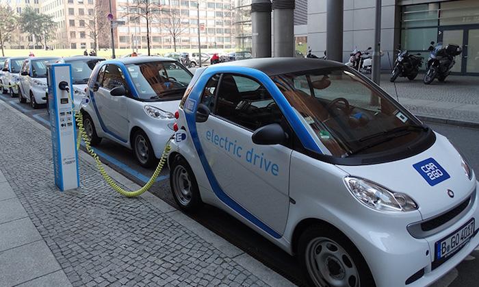 Норвегия уступила Германии врейтинге рынков электрических авто