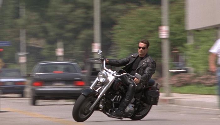 Мотоцикл Harley-Davidson из «Терминатора-2» продадут на аукционе