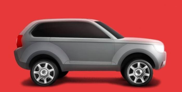 Новая Лада 4x4 может получить платформу Renault-Nissan