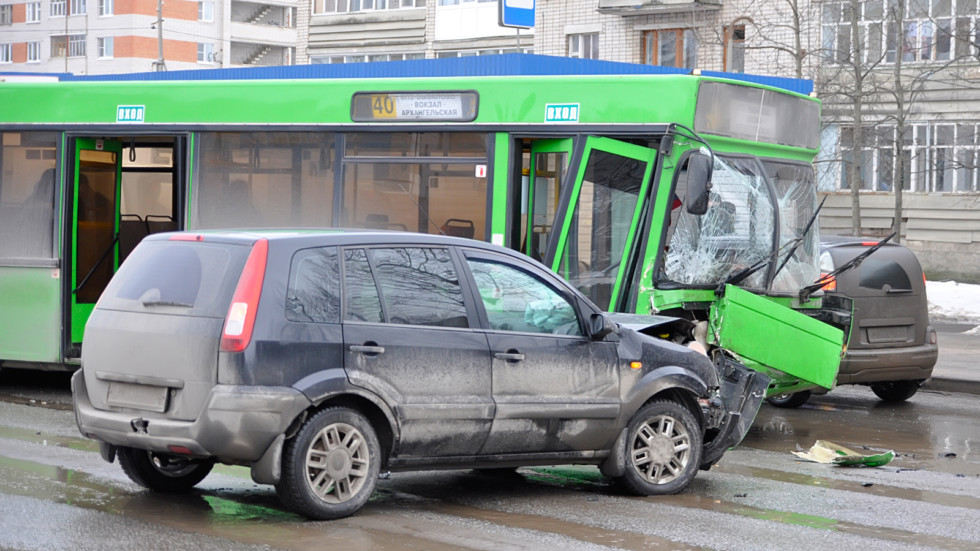В России растёт аварийность из-за неисправных автомобилей