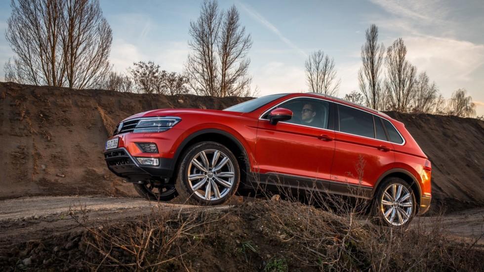 Доля SUV на рынке Москвы превысила 50%