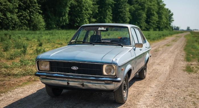 Форд Иоанна ПавлаII выставили нааукцион за $300 тыс.