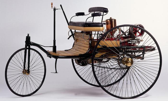 Benz реализует реплику самого первого автомобиля вмире