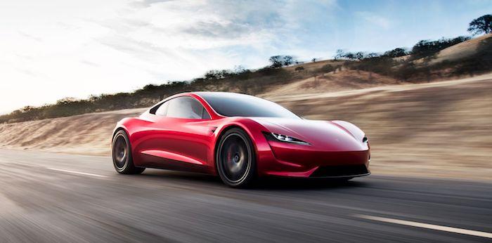 Tesla Roadster 2 1