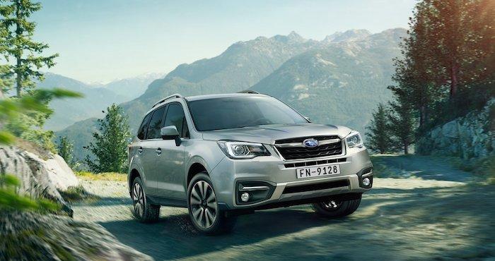 Subaru повысила цены на почти все свои автомобили в РФ