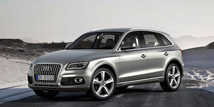 Audi отзывает в России более 700 автомобилей