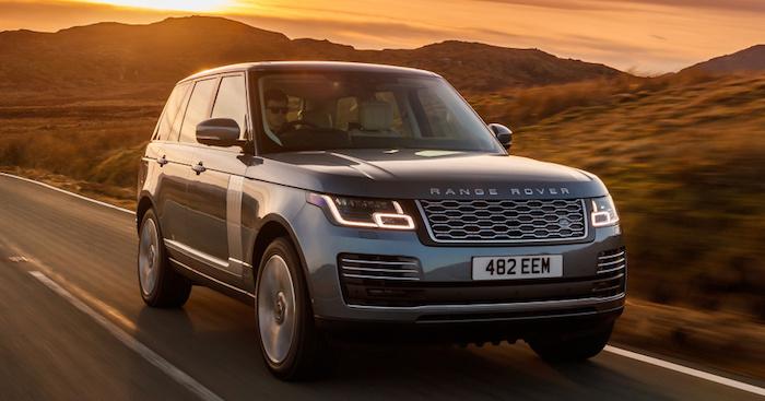 Land Rover представил в РФ новый внедорожник Range Rover