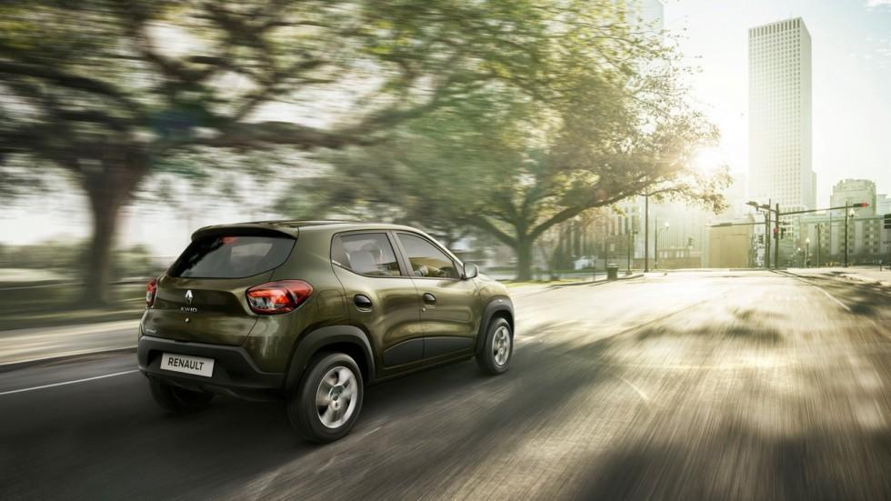 Renault Kwid опять провалил тест на безопасность