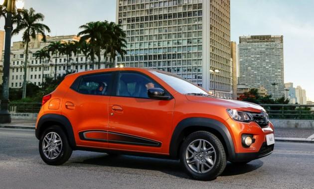 Renault Kwid получил обновление