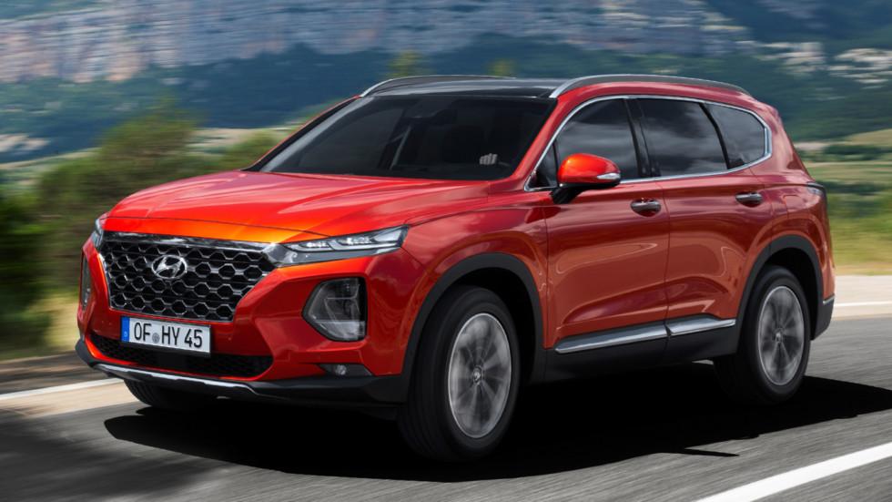 Раскрыты все подробности про Hyundai Santa Fe для России