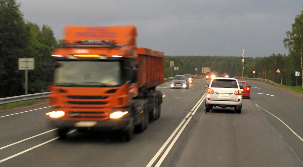 В некоторых населённых пунктах скорость будет снижена до 30 км/ч