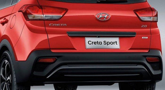 Кроссовер Hyundai Creta Sport получил обновленную версию