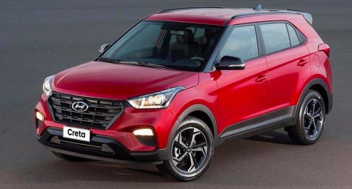 Hyundai представил обновленный кроссовер Hyundai Creta Sport: АвтоМедиа