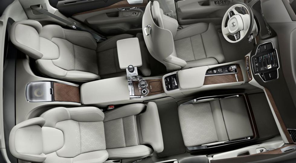 Volvo XC90 Excellence можно будет купить в России